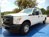 2015 Oxford White Ford F250 Super Duty XL Crew Cab #92832497