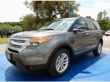 2014 Sterling Gray Ford Explorer XLT #92832487