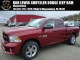 2014 Deep Cherry Red Crystal Pearl Ram 1500 Express Quad Cab 4x4 #92832680