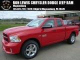 2014 Flame Red Ram 1500 Express Quad Cab 4x4 #92832677