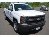 2014 Summit White Chevrolet Silverado 1500 WT Regular Cab #92832855