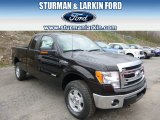 2014 Kodiak Brown Ford F150 XLT SuperCab 4x4 #92876238