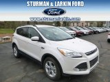 2014 White Platinum Ford Escape SE 2.0L EcoBoost 4WD #92876237