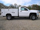 2015 GMC Sierra 2500HD Regular Cab Utility Truck Data, Info and Specs
