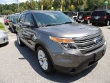 2014 Sterling Gray Ford Explorer Limited #92876386