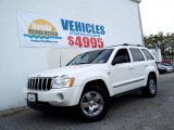 2006 Stone White Jeep Grand Cherokee Limited 4x4 #92876619