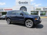2014 True Blue Pearl Jeep Patriot Latitude #92876288