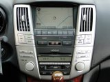 2008 Lexus RX 350 Controls