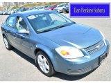 2007 Blue Granite Metallic Chevrolet Cobalt LT Sedan #92876020