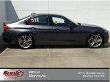 2014 Mineral Grey Metallic BMW 3 Series 328i Sedan #92876323