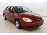 2007 Sport Red Tint Coat Chevrolet Cobalt LT Sedan #92876489