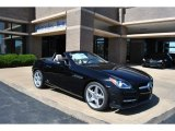 2014 Black Mercedes-Benz SLK 250 Roadster #92876420