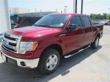2014 Ruby Red Ford F150 XLT SuperCrew #92916959