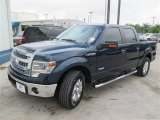 2014 Blue Jeans Ford F150 XLT SuperCrew #92916957
