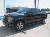 2014 Tuxedo Black Ford F150 FX4 SuperCrew 4x4 #92916955
