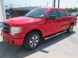 2014 Race Red Ford F150 STX SuperCrew #92916953