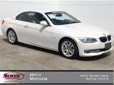 2011 Mineral White Metallic BMW 3 Series 328i Convertible #92916998