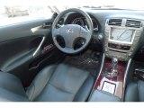 2008 Lexus IS Interiors