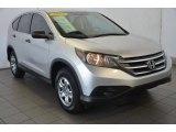 2012 Alabaster Silver Metallic Honda CR-V LX #92935312
