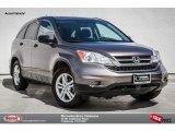 2010 Urban Titanium Metallic Honda CR-V EX #92939667