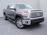 2014 Magnetic Gray Metallic Toyota Tundra Limited Crewmax #92939820