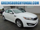 2013 Snow White Pearl Kia Optima LX #92939582