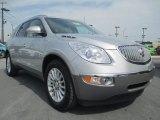 2010 Quicksilver Metallic Buick Enclave CXL AWD #92939863