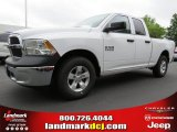 2014 Bright White Ram 1500 Tradesman Quad Cab #92939730