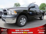 2014 Black Gold Pearl Coat Ram 1500 Tradesman Quad Cab 4x4 #92939729