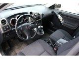 Pontiac Vibe Interiors