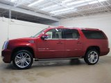 2014 Cadillac Escalade Crystal Red Tintcoat