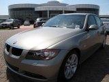 2008 Platinum Bronze Metallic BMW 3 Series 328i Sedan #9294361