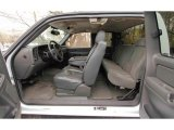 2004 Chevrolet Silverado 1500 LS Extended Cab 4x4 Medium Gray Interior