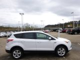2014 Oxford White Ford Escape SE 1.6L EcoBoost 4WD #92972526