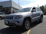 2014 Billet Silver Metallic Jeep Grand Cherokee Limited 4x4 #92972375