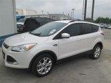 2013 White Platinum Metallic Tri-Coat Ford Escape SE 1.6L EcoBoost #92972439