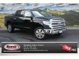 2014 Attitude Black Metallic Toyota Tundra 1794 Edition Crewmax 4x4 #92972352