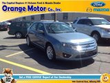 2011 Steel Blue Metallic Ford Fusion SEL V6 #92972569