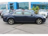 2008 Imperial Blue Metallic Chevrolet Malibu LT Sedan #92972416