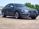 2014 Monsoon Gray Metallic Audi S4 Premium plus 3.0 TFSI quattro #93006592
