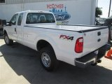 2015 Oxford White Ford F250 Super Duty XL Super Cab 4x4 #93006202
