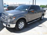 2014 Sterling Grey Ford F150 XLT SuperCrew #93006199