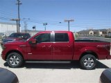 2014 Ruby Red Ford F150 FX2 SuperCrew #93006196
