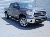 2014 Magnetic Gray Metallic Toyota Tundra SR5 Crewmax 4x4 #93006435