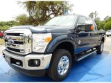2015 Blue Jeans Ford F250 Super Duty Lariat Crew Cab 4x4 #93006276