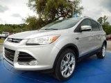 2014 Ingot Silver Ford Escape Titanium 2.0L EcoBoost #93006275