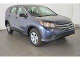 2014 Twilight Blue Metallic Honda CR-V LX #93006136
