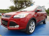 2014 Ruby Red Ford Escape Titanium 2.0L EcoBoost #93006273