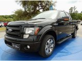 2014 Ford F150 FX2 SuperCab