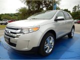 2014 Ingot Silver Ford Edge SEL #93006263
